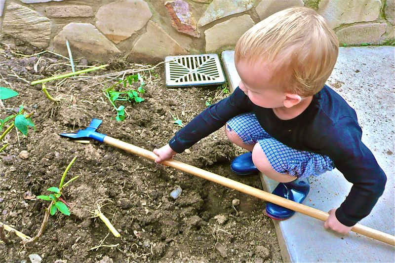 Gardening (Photo from How We Montessori)