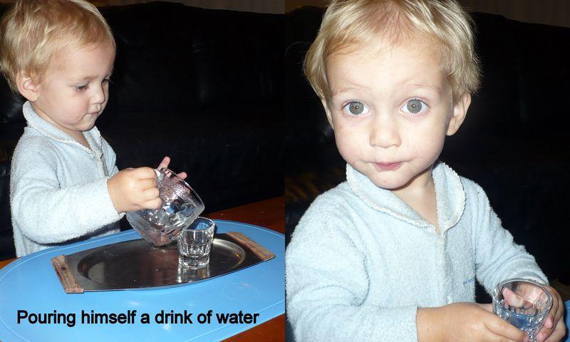 Cameron 4 - pouring