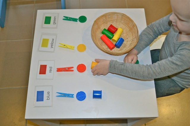 How We Montessori Five Things