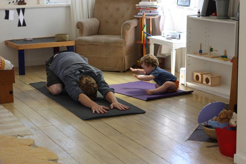 Cathy 2 - Yoga