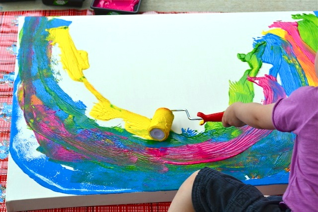 Caspar painting three