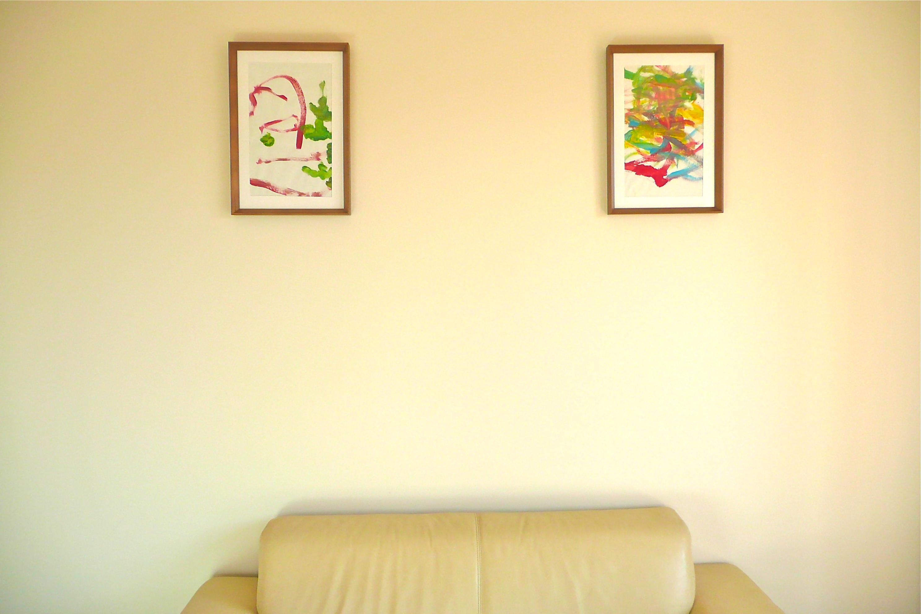 How do you manage your children\'s artwork? - how we montessori