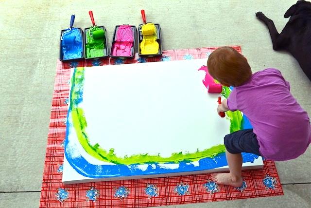 Caspar painting 1