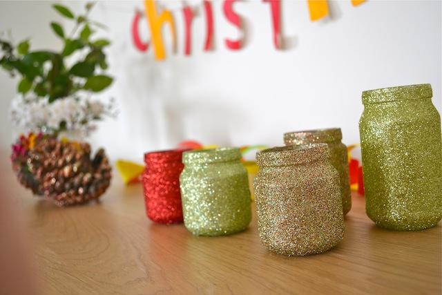 1. Christmas decorations