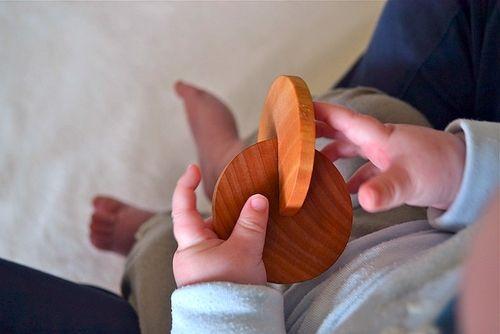 Interlocking discs