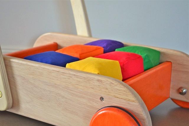 Soft blocks in walker