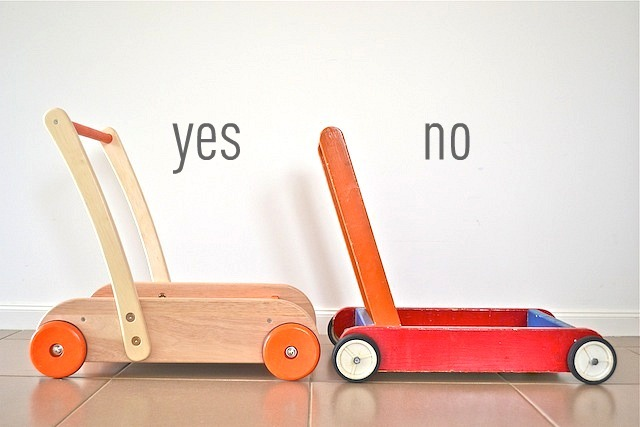 What To Look For In A Baby Walker Wagon How We Montessori