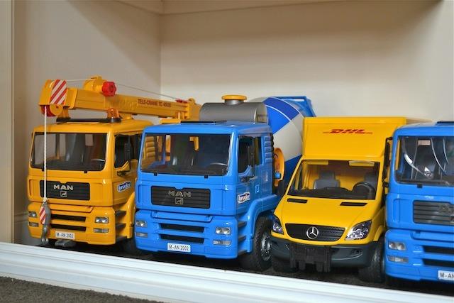Bruder trucks