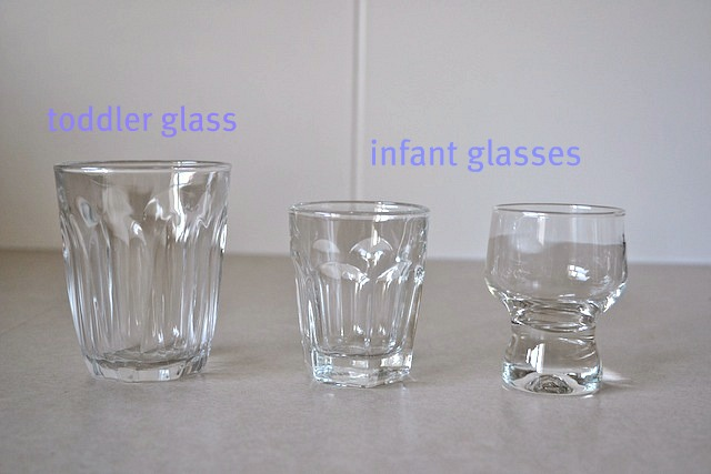 Toddler and infant glasses