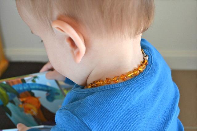 Otis - back of necklace