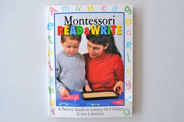 Montessori Read and Write Lynne Lawrence