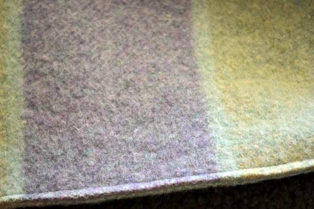 Edge of Wool Puddle Pad