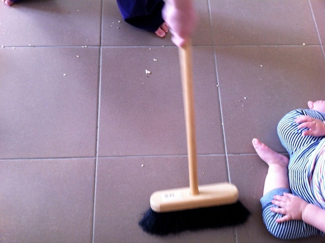 Caspar sweeping