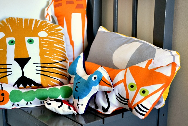 Cushions - Cloud9 fabric